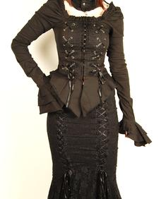 Raven-Gothica Shirt