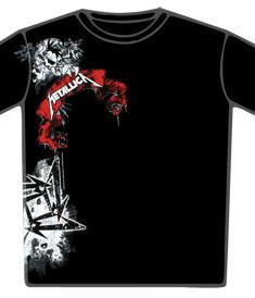 Metallica-T-Shirt-Angry Grip