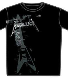 Metallica-T-Shirt-Setlist