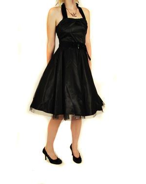 Hell Bunny- Goth Dress