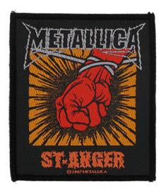 Metallica-Patch-Stranger
