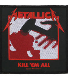 Metallica-Patch-Killém All