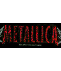 Metallica-Patch-Star