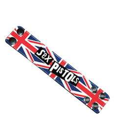 Official Merchandise-Sex Pistols-Armband