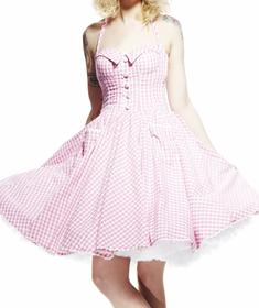 Hell Bunny-Penny Dress