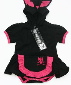 Evil Beby-Pink maide