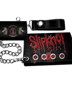 Slipknot-Wallet With Rings