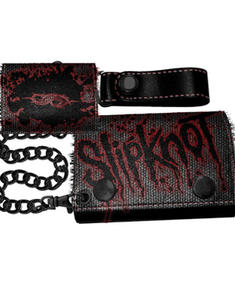 Slipknot-Black Chain blk/rd Print