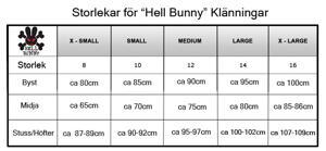 Hell Bunny- Injured Eyes
