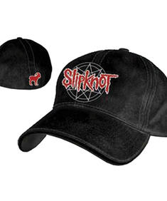 Slipknot - Web Black Flex Cap