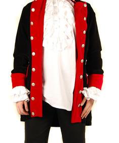 Raven-Uniformsrock-Red