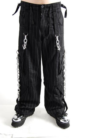 Rampage Stripes Pants-CD
