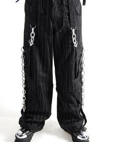Rampage Stripes Pants-CD