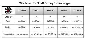 Hell Bunny-Hearts and bones-Dress