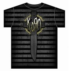 Korn-Stripe Knife T-Shirt