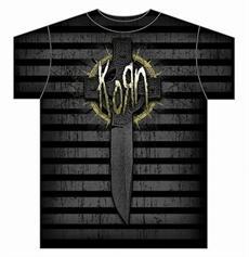 Korn-Stripe Knife T-Shirt