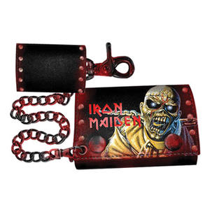 Iron Maiden - Printed Leather Wallet