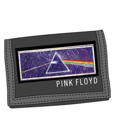 Pink Floyd - Fabric Wallet