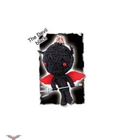 Voodoo dolls-the black devil