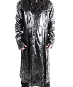 HDLS-PVC Trench Coat