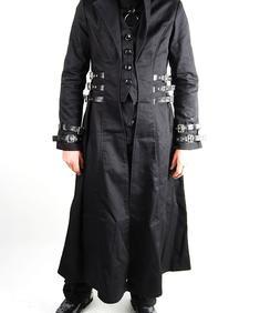HDLS- Vest Vc Coat