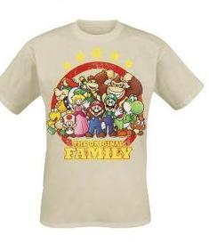 Nintendo Family  KAHKI