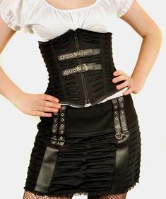 Burleska - Razor skirt