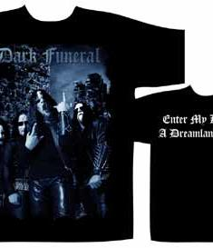 Dark Funeral - Enter my kingdom