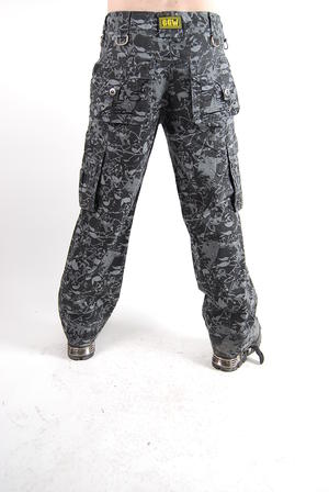 Militeriry-Mili Grey Pants