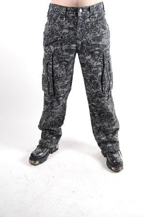 Militeriry-Mili Grey Pants