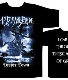 My Dying Bride-Deeper Down