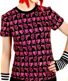 Poizen Industries - Girly t-shirt