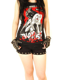 Darkside-Masterpiece of Horror Girlie Vest