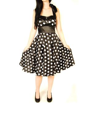 Hell Bunny-Big Polka Dot Jane-Dress