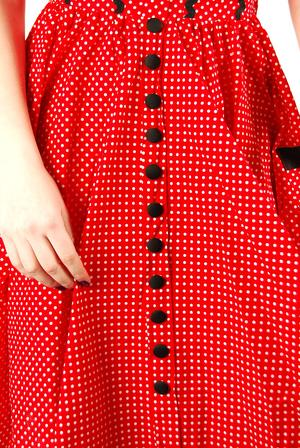 Hell Bunny-Dotty Summer Dress