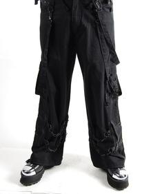 Baggy-Cuff n Bones Pants