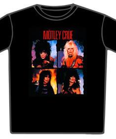 Motley Crue - Glam rock