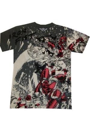 Iron Fist-Babylon-Tshirt