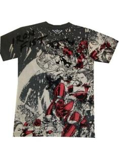 Iron Fist-Babylon-Tshirt