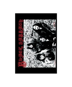 Black Sabbath - Band Photo-Flagga