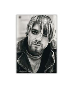Kurt Cobain - Suicide - Flagga