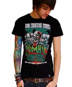 Darkside-Zombie Brain Eaters T-Shirt