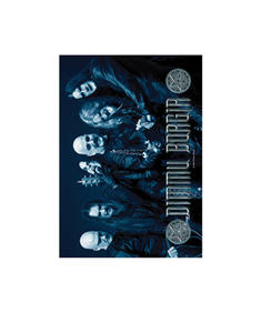 Dimmu Borgir - Band Photo - Flagga