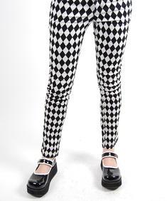 Mercy-Checker Pants