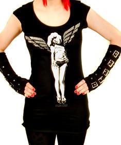 Death angel girly t-shirt