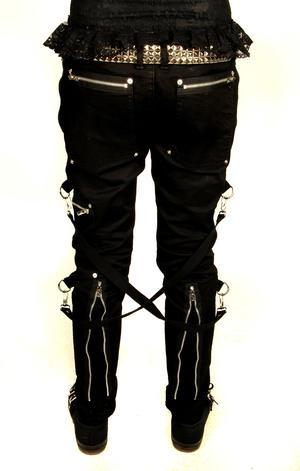 Tripp - Classic bondage pants