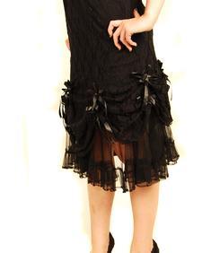 Burleska-Vanity Knee Skirt