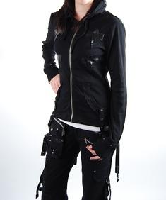 Tripp-Goth Girl Hoodie
