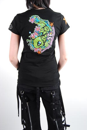 LeatherHeaven-Devil koifish T-shirt
