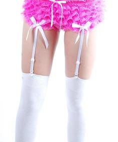 Phaze-Ruffle Shorts